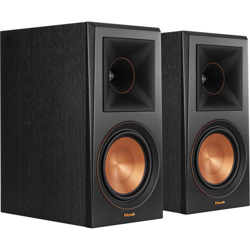 RP-600M Reference Premiere Bookshelf Speaker Pair (Ebony) Cinema Stereo Sound