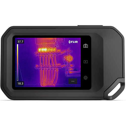 C5 Compact Thermal Imaging Camera with WiFi