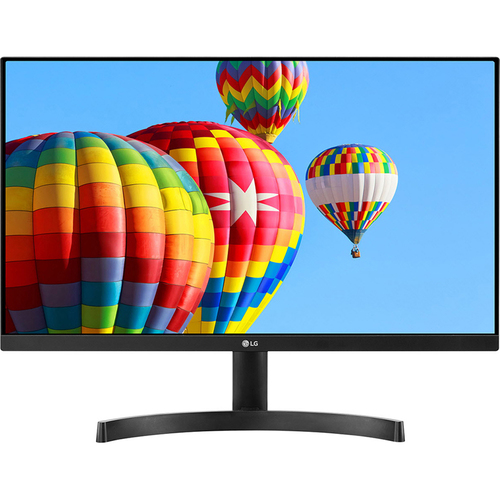 LG 24` FHD IPS LED 1920x1080 AMD FreeSync 3-Side Borderless Monitor (24ML600M-B)