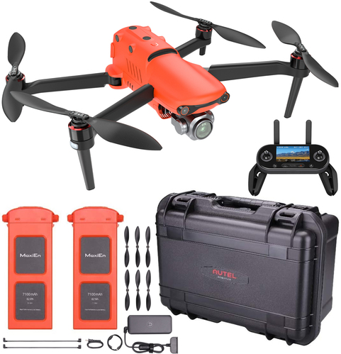 Autel Robotics EVO II Pro 6K HDR Drone Quadcopter Rugged Bundle