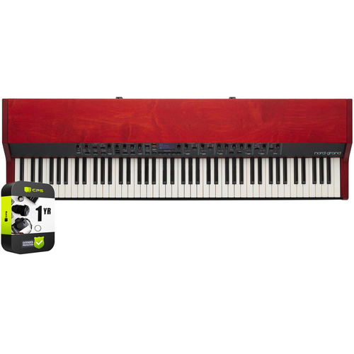 Nord Grand 88-note Kawai Hammer Action with Ivory Touch Piano Keyboard+Warranty