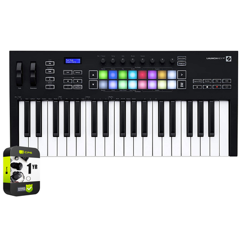 Novation Launchkey 37 MK3 MIDI Keyboard Controller for Ableton Live + Warranty