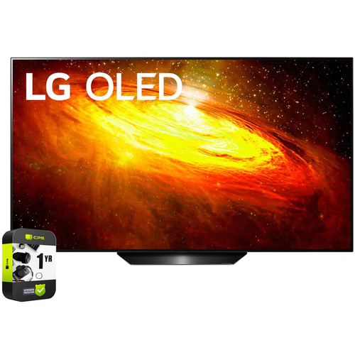 LG 55` BX 4K Smart OLED TV with AI ThinQ 2020 Model + 1 Year Extended Warranty