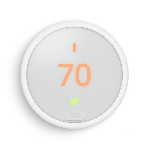 Google Nest Thermostat E (White) - T4000ES