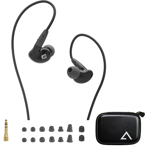 Audio Pinnacle P2 Headphones HiFi Audio Audiophile with Mic & Detachable Cable