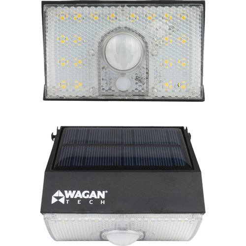 1000 Lumen Solar Micro Wall LED Light EL8570