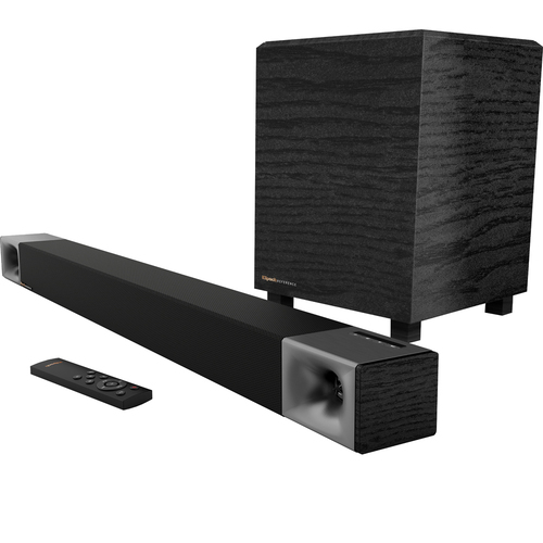 Cinema 400 400W 2.1-Channel Dolby Digital Soundbar System - (1068774)