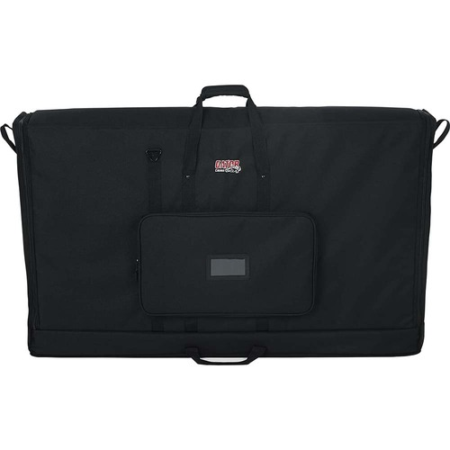 Gator Padded Nylon Carry Tote Bag for Transporting Screens, Monitors and TVs up to 50`