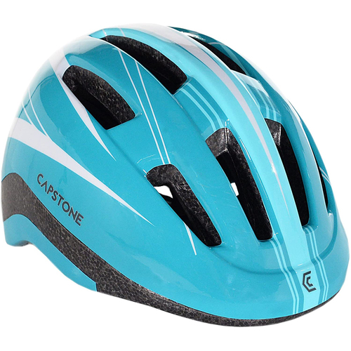 Teal Ladies Adult Biking Helmet 64753