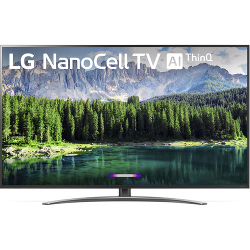 LG NanoCell 86 Series 4K 75 inch Smart UHD NanoCell TV w/ AI Thin Q (2019 Model)