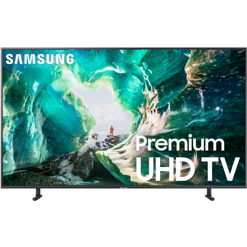 Samsung 75` RU8000 LED Smart 4K UHD TV (2019)(Refurb) - (UN75RU8000/UN75RU800D)