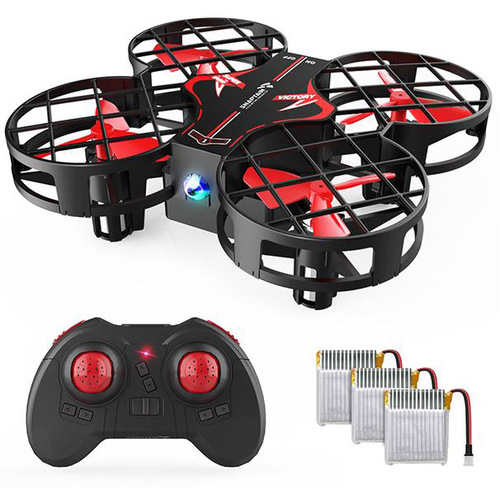 H823H Portable Mini Drone for Kids, RC Pocket Quadcopter
