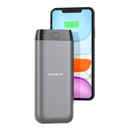PhoneSuit Energy Core Max Power Bank 20,000mAh for iPhone, Samsung, & More