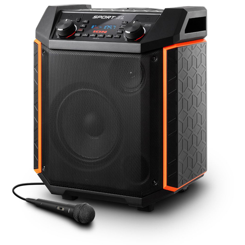 Ion Audio Sport XL Wireless Water Resistant Speaker System Factory Refurbished