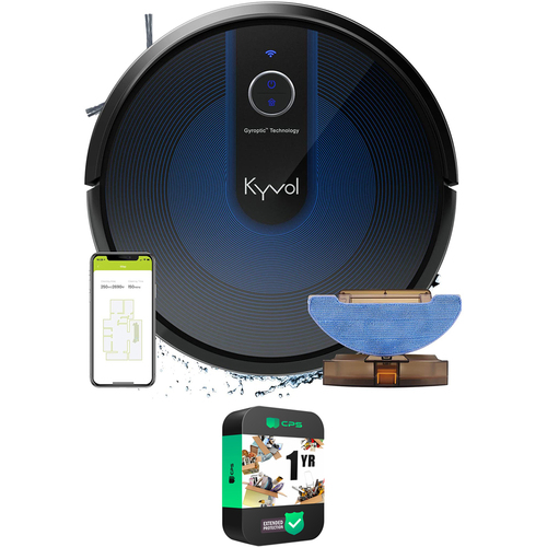 Kyvol Cybovac E31 Sweeping and Mopping Robot + Extended Warranty