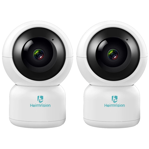 HeimVision HM203 1080p WiFi Camera with Two-Way Audio and Night Vision 2 Pack