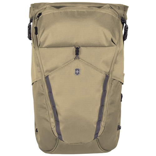 Altmont Active Deluxe Rolltop Laptop Backpack (Sand)