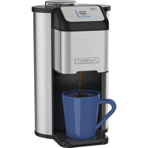 Cuisinart Grind & Brew Single Cup Coffeemaker DGB-1FR (Refurbished)