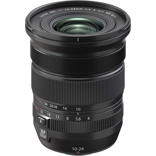 FUJINON XF 10-24mm F4 R OIS WR Lens Compact Wide-Angle Zoom X Series 16666753