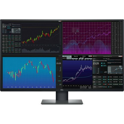 Dell UltraSharp 43` 4K 3840x2160 16:9 USB-C Monitor - U4320Q - Open Box