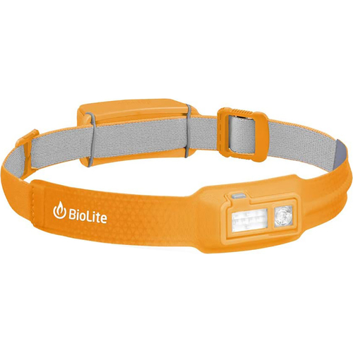 HeadLamp 330 Lumen No-Bounce Rechargeable Head Light, Sunrise Yellow