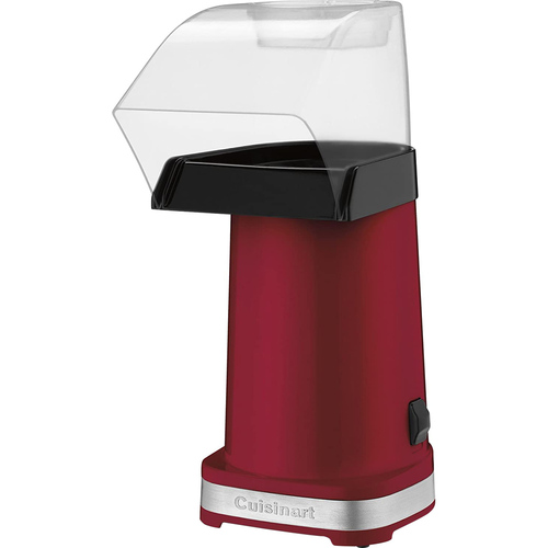 Cuisinart CPM-100 EasyPop Hot Air Popcorn Maker Red - Renewed
