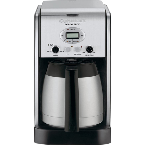 Cuisinart DCC-2750 Extreme Brew 10-Cup Thermal Pro Coffeemaker - Renewed