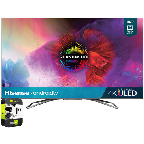 Hisense 65` H9G Quantum 4K ULED Smart TV 2020 with 1 Year Extended Warranty