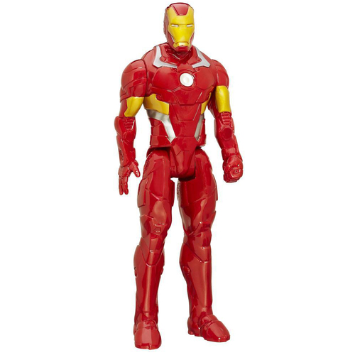 Marvel Titan Hero 12 Inch Iron Man Action Figure
