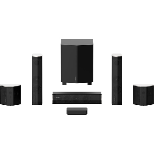 Enclave CineHome II Wireless 5.1 Home Theater Surround Sound - CineHub Edition Bundle
