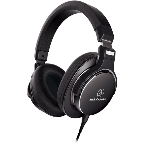 Audio-Technica SonicPro Headphones with High-Resolution Active Noise Cancellation - Refurbished