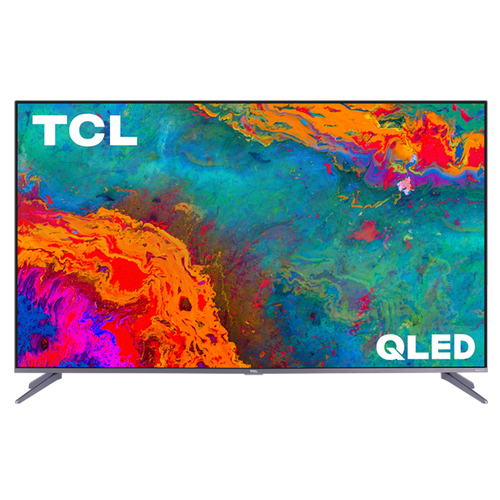 TCL 65` 5-Series 4K QLED Dolby Vision HDR Smart Roku TV - 65S535