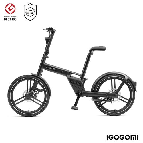 Igogomi 36V Electric Folding Portable Bike