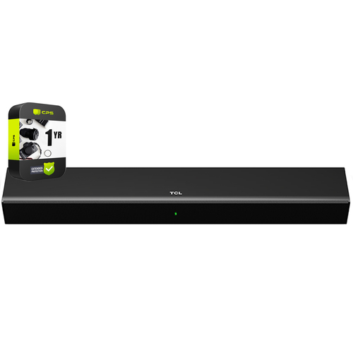 TCL Alto 3 2.0 Channel Home Theater Soundbar with Bluetooth + Extended Warranty