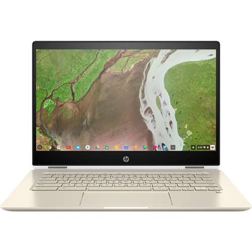 Hewlett Packard Chromebook x360 14` Intel i3-8130U 8GB/64GB Laptop 14-da0012dx Refurbished