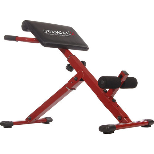 Stamina 20-2015  X Hyper Bench (Red) - Open Box