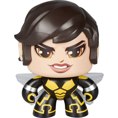 Hasbro Marvel Mighty Muggs Wasp #16 3.75-Inch Collectible Figure E2205