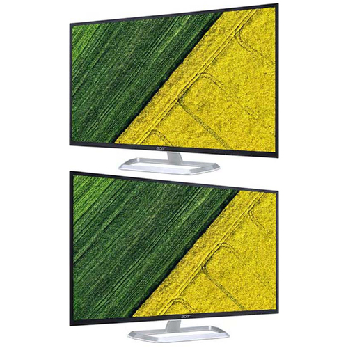 Acer EB321HQ Awi 32` Full HD 1920x1080 Widescreen IPS Monitor 2 Pack