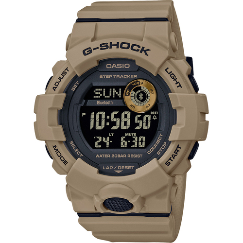Casio G-Shock Power Trainer - tan