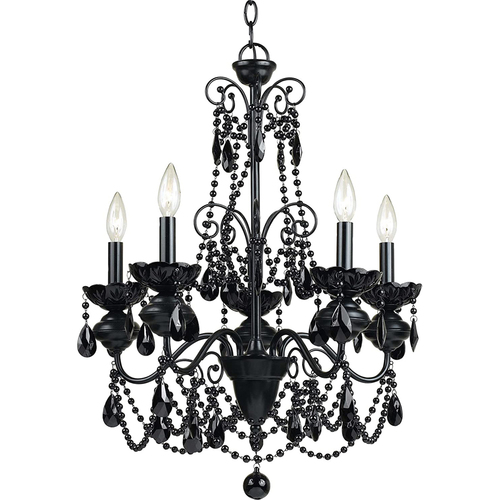 Elements Mischief Five Light Chandelier - 7506-5H