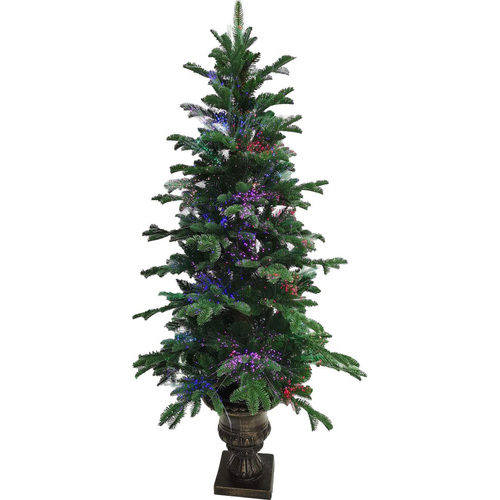 Fraser Hill Christmas Tree in Decorative Pot - FFFTFOPT050-6GR