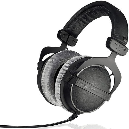 DT 770 Pro Closed Dynamic Over-Ear Headphones - 32 Ohm