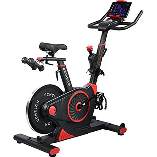 Echelon Smart Connect Fitness Bike EX-3 (Red) - Open Box