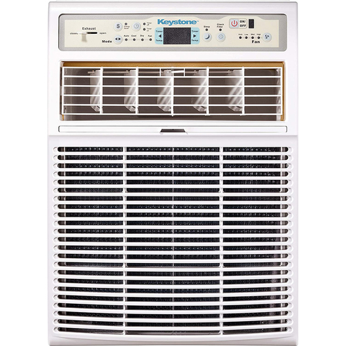 Keystone 8000 BTU Horizontal / Casement Window Air Conditioner - KSTSW08A