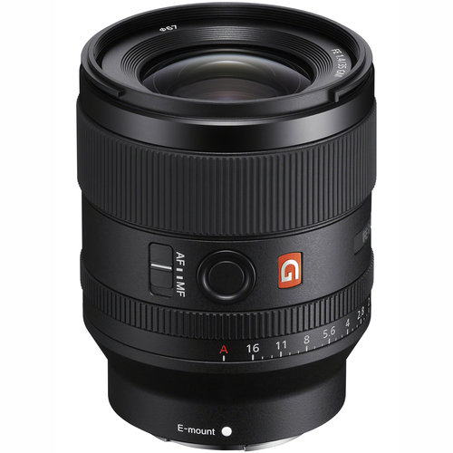 FE 35mm F1.4 GM G Master Full Frame Wide Angle Lens for E-Mount SEL35F14GM