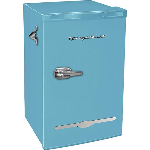 Frigidaire Retro 3.2 Cu. Ft. Mini Fridge (Blue) - EFR376-BLUE