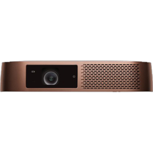 ViewSonic M2 Smart 1080p LED Projector with Harman Kardon Bluetooth Speakers