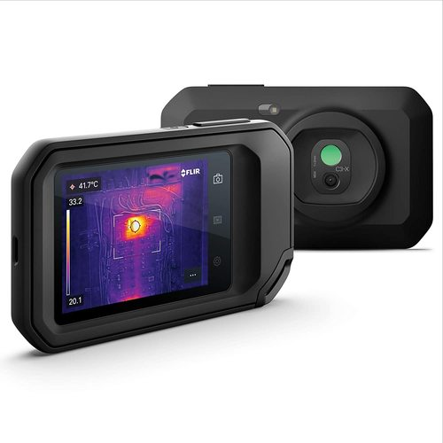 FLIR C3-X Pocket Thermal Camera with MSX, IP54 Rated - (90501-0201)