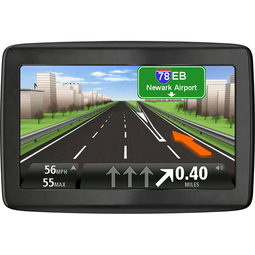 TomTom VIA 1505M 5 inch GPS Navigator with Lifetime Map Updates - Open Box