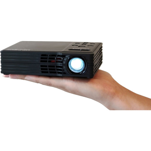 AAXA Technologies LED Showtime 3D Home Theater Projector w/ 1280x800 Native Resolution Refurbished